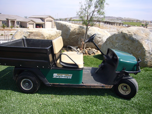 Turf Equipment Used Turf And Golf Course Maintenance