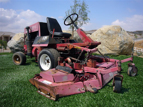 Turf Equipment, Used Turf and golf course maintenance