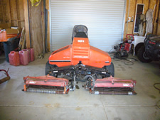 Turf Equipment, Used Turf and golf course maintenance ... on